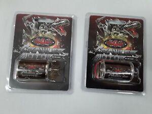 2X Bundle 540 Crawler Brushed Motor   Bullet Connectors RC Car Parts