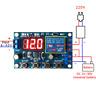 6-40V LED Battery Charger Discharger Board Under Over Voltage Protection Module