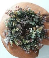 Kranz Türkranz Dekokranz Eukalyptus 25 (20) cm Kunstblume