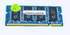 TwinMOS 256MB PC2700 DDR333 CL2.5 SoDimm RAM Modules M2S5108D-PS