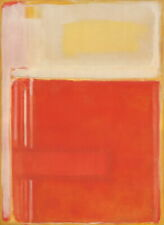 Mark Rothko No. Giclee Canvas Print Art Works Paintings Poster Reproduction