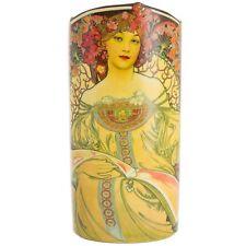 John Beswick SDA012 Mucha Reverie Art Nouveau Lady Vase