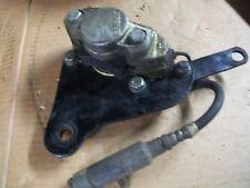 triumph rear disc caliper and hanger