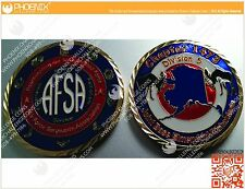 AFSA Chapt 1473 AK Coin By Phoenix Challenge Coins