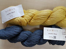Rowan Creative Linen, verschiedene Farben zur Auswahl