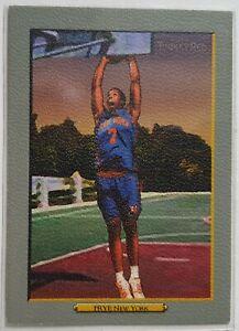 Carte Basketball NBA Topps Turkey Red 06/07 Channing Frye n°33 New York Knicks