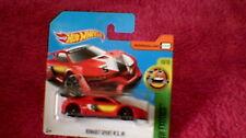 Hot Wheels-Reino Unido Tarjeta - #365 Renault Sport R.S. 01-Rojo