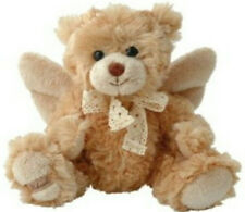 Bukowski Rafael Guardian Angel Bear Teddy Angels Collection Cream Wings 20cms