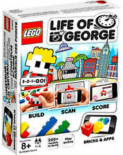 New! Lego! Life Of George II 2 #21201 LEGO Set! Factory Sealed!