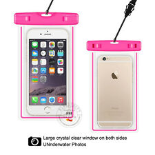 AU Swimming Fishing Underwater Waterproof Case Protect Phone From Sand Dust Dirt Rose. Samsung Galaxy J7 2016 J710