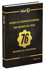 Fallout 76 Guida di Sopravvivenza Dell'abitante del Vault - Copertina Rigida (Edizione da collezione, 2018)