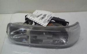 Driver Left Headlight Chevrolet Fits 98-05 BLAZER S10/JIMMY S15 102947