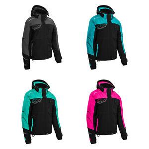 Womens Castle X Phase Snowmobile Jacket Winter Coat Waterproof Windproof