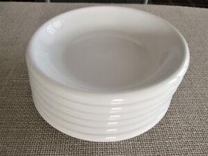 IKEA Rondo 6x Teller Suppenteller Salatteller Geschirr Porzellan 3,5 cm Portugal