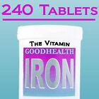 """FERRO 14mg 240 Compresse 1 per giorno (""""the_vitamina"""")"""