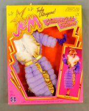 Jem Glitter N Gold Fashions Purple Haze Sealed 1986 Hasbro