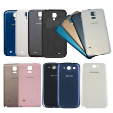 New For Samsung Galaxy Note 2/3/4 S3 S4 S5 Housing Battery Back Cover Case Door