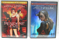 Aeon Flux + Resident Evil (Dvd Set, Special Collector's Edition) widescreen