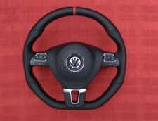 VW GOLF MK6 PASSAT CC TOURAN T6 R-LINE R32 GTI GT NEW CUSTOM MADE STEERING WHEEL