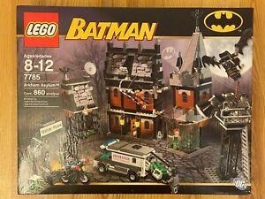 LEGO Batman 7785 Arkham Asylum - Employee Collection - see info