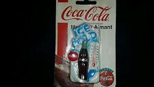 COCA-COLA BRAND NEW SEALED FRIDGE MAGNET THERMOMETER !!!