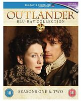 OUTLANDER Seasons 1 & 2 [Blu-ray Box Set] Full One and Two Collection TV Series
