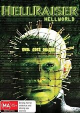 Hellraiser VIII: Hellworld NEW R4 DVD