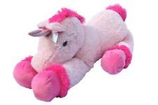 XXL Einhorn Rosa Pink ca. 110 cm Plüschtier Kuscheltier Stofftier Softtier