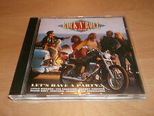 ROCK 'N' ROLL CLASSICS - LET'S HAVE A PARTY - CD ALBUM - UK FREEPOST