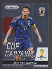 Panini Prizm World Cup 2014 - Cup Captains # 21 Makoto Hasebe - Japan