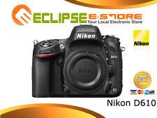 Brand New Nikon D610 DSLR 24.3MP Full HD Digital Camera Body in BOX