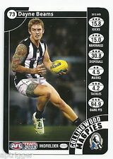 2013 Teamcoach (73) Dayne BEAMS Collingwood