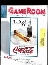 GameRoom Magazine Coca-Cola Bally's Ballerina Bingo April 1997