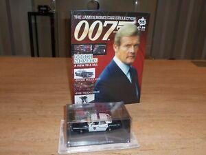 James Bond OO7 Car Collection San Franisco Police Dodge Monaco View to Kill 007
