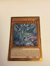 YuGiOh - MVP1-ENG05 - Deep-Eyes White Dragon - Gold Rare 1st Edition NEW