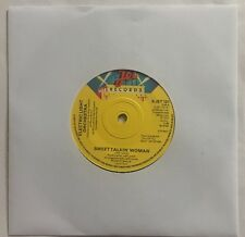 "Electric Light Orchestra - Sweet Talkin' Woman - Jet Records 7"" Single S JET 121"
