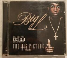 Big L The Big Picture Album CD US 90s Rap Hip Hop 2000
