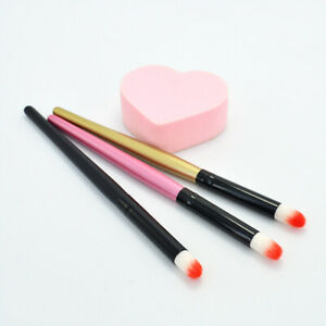 1Pcs Natural Round Eye Makeup Brushes Up Make Blending Shader Tool Shadow Brush
