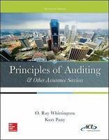 Principles of Auditing & Other Assurance Services (20th Edition -Global Edition)