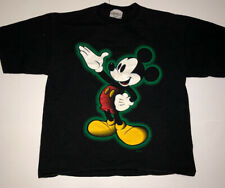 Vintage Original Mickey Mouse T-shirt Box-fit Med. Streetwear Rare
