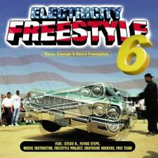 Electricity Freestyle 6 (2000) Smash, Holly Cole, Stevie B., Flying Ste.. [2 CD]