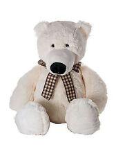 Ours polaire en peluche animal en peluche jouet doux en peluche garçons ou filles 36 cm