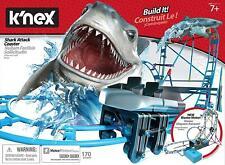 K 'nex de mesa tiburón ataque montaña rusa