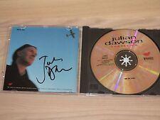 JULIAN DAWSON Signé CD - TRAVEL ON En Menthe