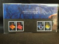 GB Royal Mail 1989 Presentation Pack #198 ANNIVERSARIES - Free S&H