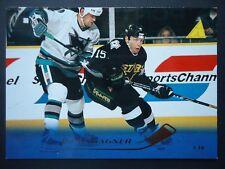 NHL 125 Dave Gagner Dallas Stars Pinnacle 1995/96 (6,4 x 8,9)