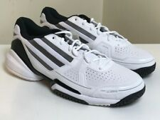 NEW adidas Adizero Ace White Black Men's Tennis Shoes Size 12 U42916 NWOB