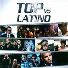 Top Latino Vol. 5 CD