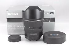 TAMRON  SP 15-30mm F/2.8 Di VC USD Lens For Nikon with Box