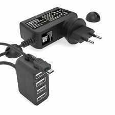 TUPower USB Ladegerät Station 4+1 30W Leistung Ladegerät Handy Smartphone Tablet